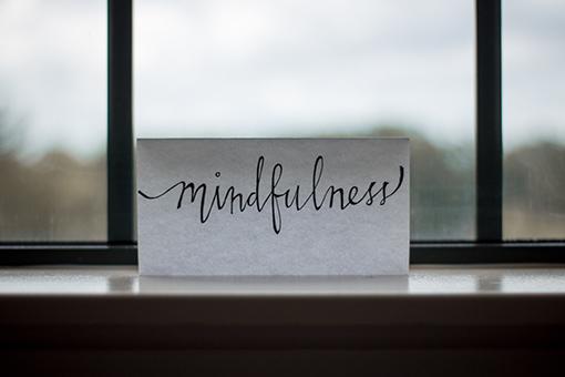 mindfulness met Nathalie Van Ounsen