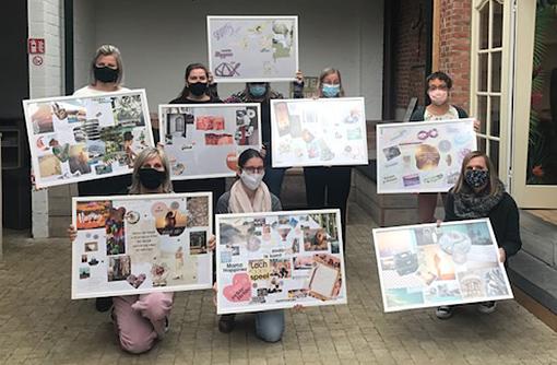 workshop Vision Board door Nathalie Van Ounsen | Coachingpraktijk Eigen Kracht